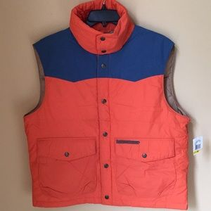 NWT Polo By Ralph Lauren down puffer vest